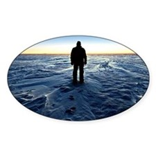 Antarctic Sunset Decal