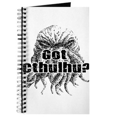 Got Cthulhu Journal