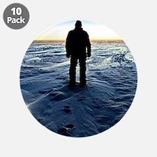 "Antarctic Sunset 3.5"" Button (10 pack)"