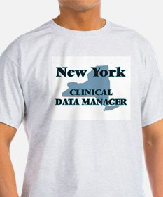 New York Clinical Data Manager T-Shirt
