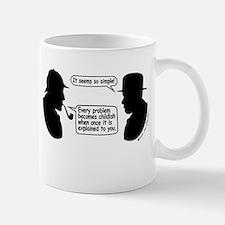 So Simple Mug