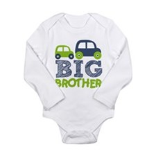 Cute Big brother Baby Suit