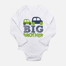 Cute Big brother Long Sleeve Infant Bodysuit