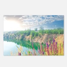 Lake Sunrise Postcards (Package of 8)