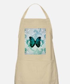 cute hipster girly butterfly Apron