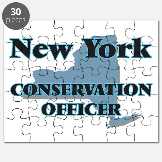 New York Conservation Officer Puzzle