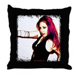 Luna GC Throw Pillow
