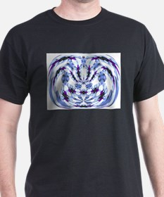 Out of this World Pansies T-Shirt