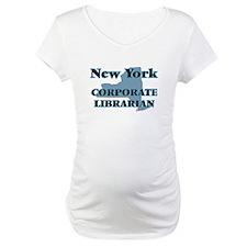 New York Corporate Librarian Shirt