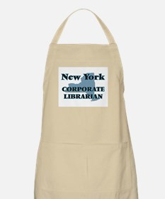 New York Corporate Librarian Apron