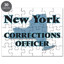 New York Corrections Officer Puzzle