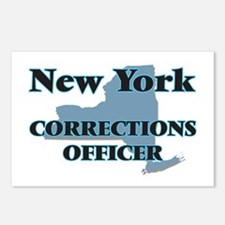 New York Corrections Offi Postcards (Package of 8)