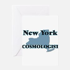New York Cosmologist Greeting Cards