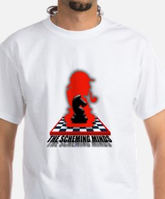 Scheming Minds Black Knight Shirt