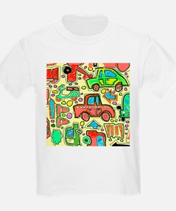 Toy Cars T-Shirt