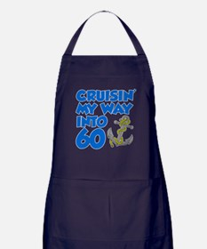 Cruisin Into 60 Apron (dark)