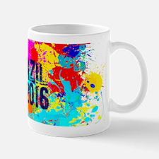 Brazil 2016 Burst Mugs