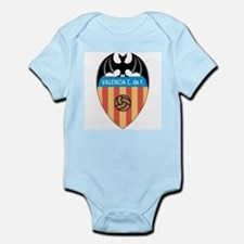 Cute Spanish soccer Infant Bodysuit