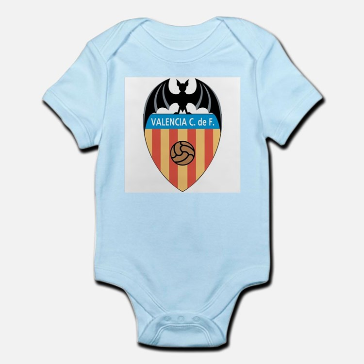 Cute Valencia Infant Bodysuit