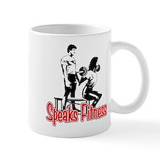 Speaks Fitness Mug