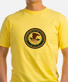GOVERNMENR SEAL - DEPARTMENT OF JUSTICE! T-Shirt