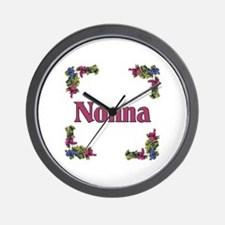 Nonna (Italian grandmother) Wall Clock
