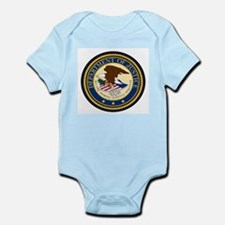 GOVERNMENR SEAL - DEPARTMENT OF JUSTICE! Body Suit