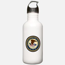 GOVERNMENR SEAL - DEPA Water Bottle