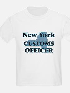 New York Customs Officer T-Shirt