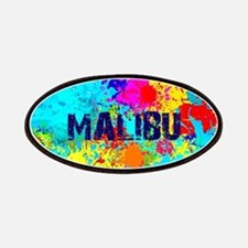MALIBU BURST Patch