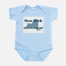 New York Deontologist Body Suit