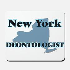 New York Deontologist Mousepad