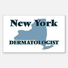 New York Dermatologist Decal