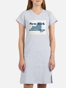 New York Dermatologist Women's Nightshirt