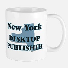 New York Desktop Publisher Mugs