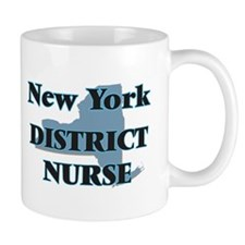 New York District Nurse Mugs