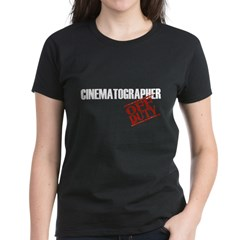 Off Duty Cinematographer Tee