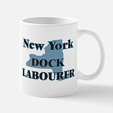 New York Dock Labourer Mugs