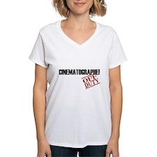 Off Duty Cinematographer Shirt