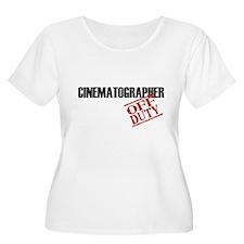 Off Duty Cinematographer T-Shirt
