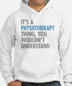 Physiotherapy Thing Hoodie