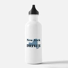 New York Driver Water Bottle