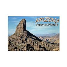 Arizona Weavers Needle Rectangle Magnet