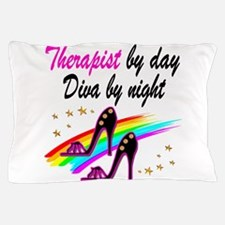 CHIC THERAPIST Pillow Case