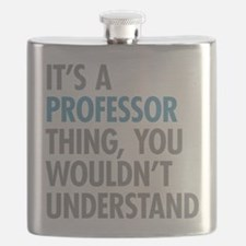 Professor Thing Flask