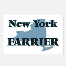 New York Farrier Postcards (Package of 8)