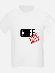 Off Duty Chef T-Shirt