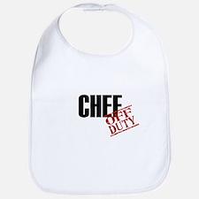 Off Duty Chef Bib