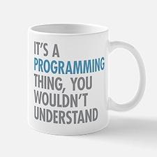 Programming Thing Mugs