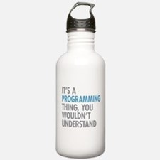 Programming Thing Water Bottle